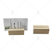 Best price of wood display stand OEM