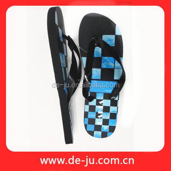 Manufacturers Men Rubber Travel Slippers
