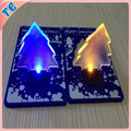 A wide selection of colours and designs pocket led card light