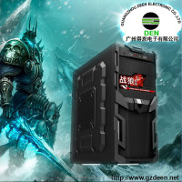 low price new DN-V series atx pc gaming computer case/desktop cabinet