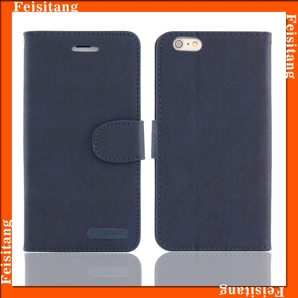 PU leather mobile case Flip stents wallet mobile phone case phone protective cases For iphone 4s/5s
