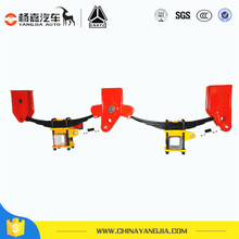 Mechanical Suspension American Type Suspension For Semi Trailer