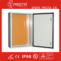 Steel Electric Panel Wall Mounted Enclosure
