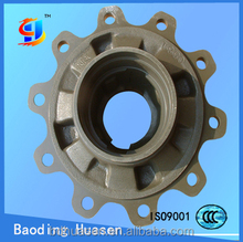 Custom made ductile iron casting cast iron gear