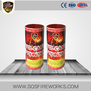 Hot sale 1.4g cylinder fountain fireworks