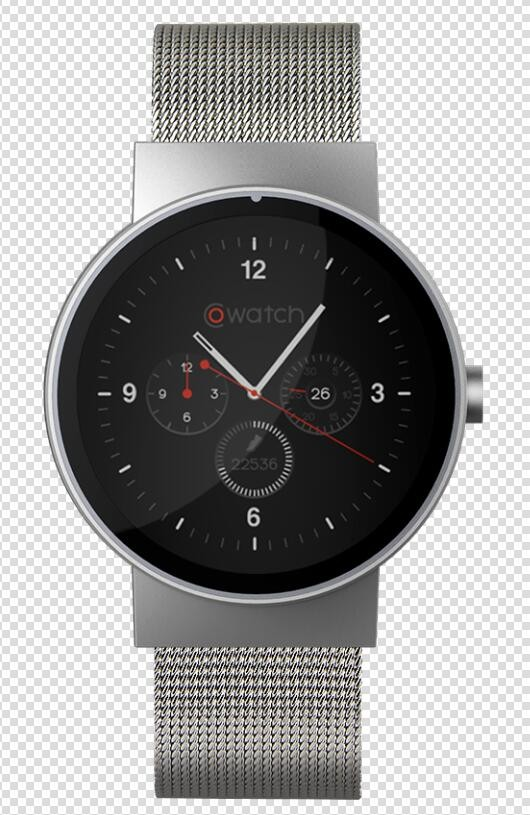iMCO Fashion CoWatch: The World's First Amazon Alexa-Enabled Smart Watch is Compatible with iOS and Android Phones