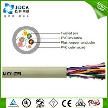 stranded twisted pair cable multi strand cable highway barrier cable/structure cable/bridge cable Galvanized pc strand