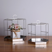 Muslim Gift Box Metal Storage Cage