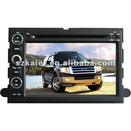 car dvd auto radio and navigation for Ford Explorer