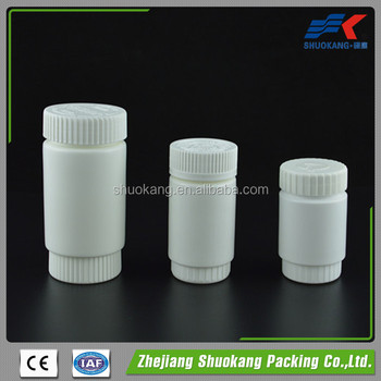 Wholesale Different Size Child Safety Caps PE Plastic Bottle