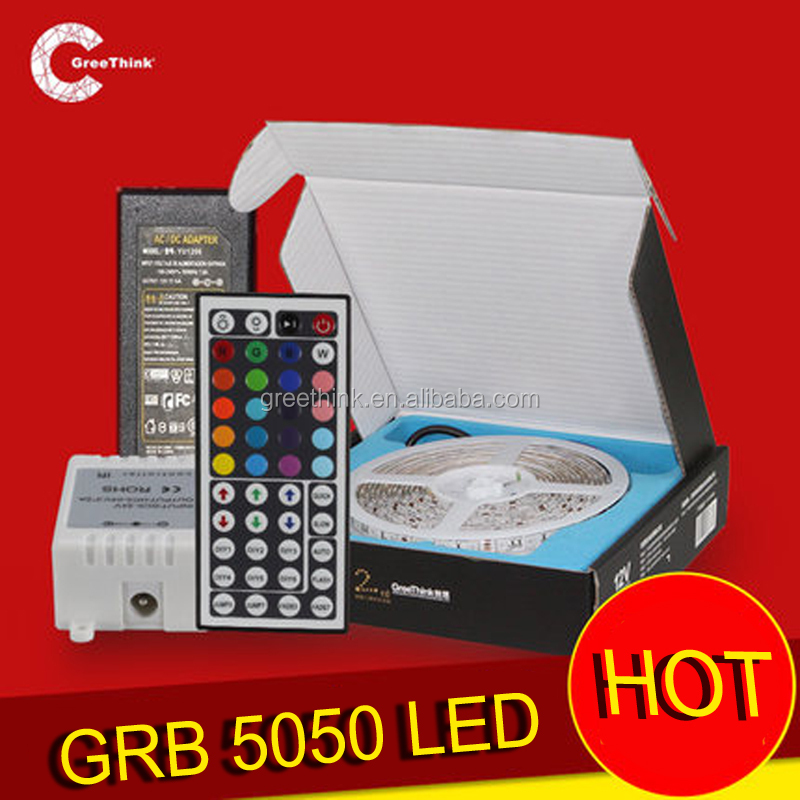 Rational construction 12V RGBW 5050 clothes High Performance rgb 5630 led strip