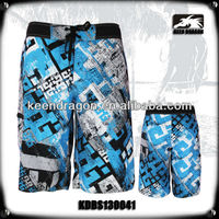 MEN'S SUBLIMATION PRINTING BEACH PANTS