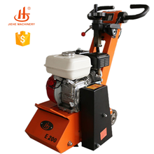 5.5hp honda powered concrete milling machine, asphalt concrete scarifying machine,road Scarifier(JHE-200)