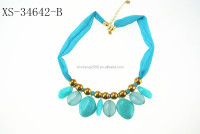 2016 spring summer series sexy rinestone shinning piece necklace jewelry