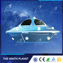Lechuang Latest VR Product Multiplayer Space Fighting Game The Ninth Planet