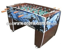colorful design and OEM soccer table&foosball table&babyfoot