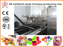 KH-150-600 small hard candy making machine