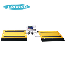Industry 200T Portable Truck Weigh Bridge Scale ,Truck Scale Price ,Truck Scale