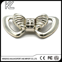Butterfly Decorative Shoe Accessories Shoes Buckle