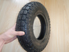Wheel barrow tyre and inner tube 4.00-8 with comb pattren