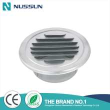 2017 hot 100mm stainless steel air diffusers,hvac air return grill