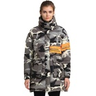 New fashion camouflage coat high quality camouflage down coat Customized camouflagedown jacke Manufacturer
