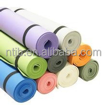 Hot sale high quality fashion gym professional various exercise popular pvc Yoga mat