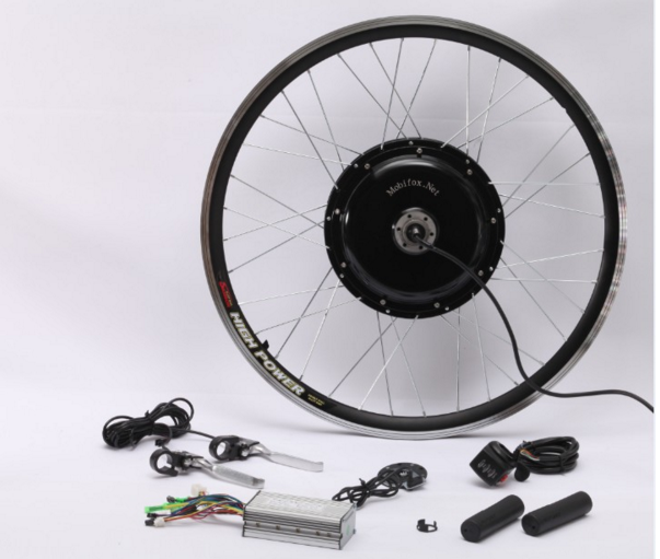 2017 year hot sale disc brake electric bicycle conversion kits