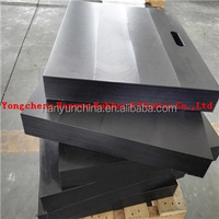 UHMWPE Crane Leg Pads/UHMWPE Jack Foot Support Plate