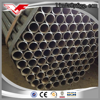 Tianjin YOUFA hollow section round pipe 50mm CHS Steel Tube ASTM A53 b grade