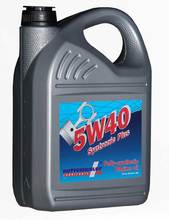 Fully Synthetic Engine Oil 5W40