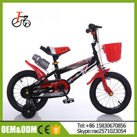 Hot sale 14 inch BMX boys training wheels bike for sale/high quality 16 inch children bike with ce certification