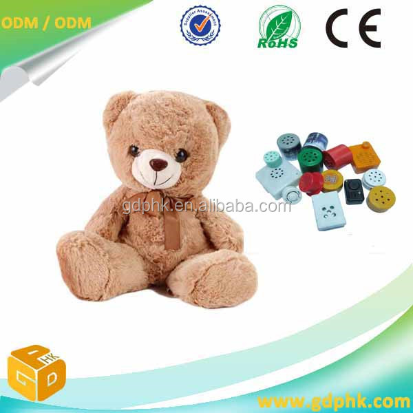 mini re-recordable sound modules for plush toys