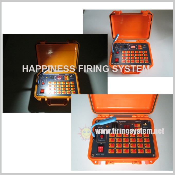 96 channels fireworks firing System/500M wireless control fireworks firing system/sequential fireworks firing system