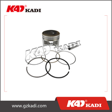 High Quality Motorcycle Engine Parts Motorcycle Piston Kit For AX 100-2/AX-4 110CC