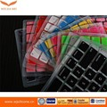 alibaba china rainbow keyboard cover, hot sell rainbow keyboard cover