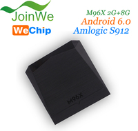 Cheapest Android Tv Box S905x Android 6.0 Tv Box M96x Smart Tv Box From JOINWE