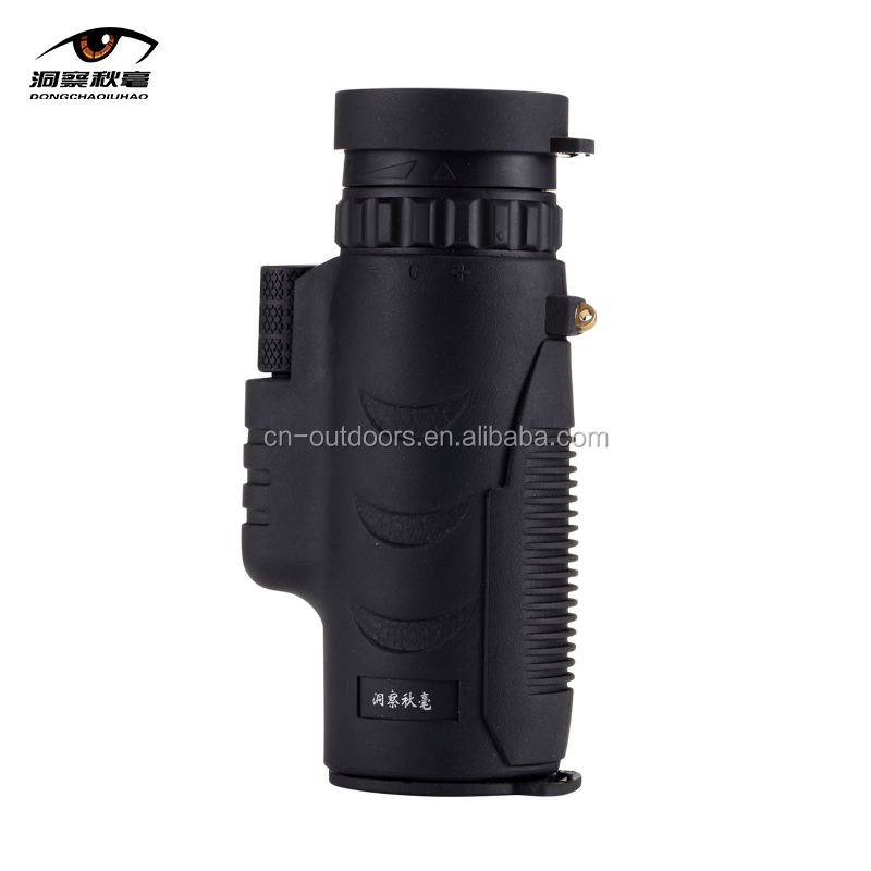 Monocular 10x35 Small Portable Telescope Picture Take with Mobile Phone