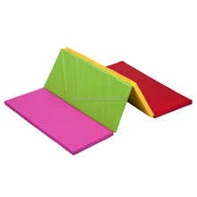 Folding soft plat mat for outdoor used baby play foding mat