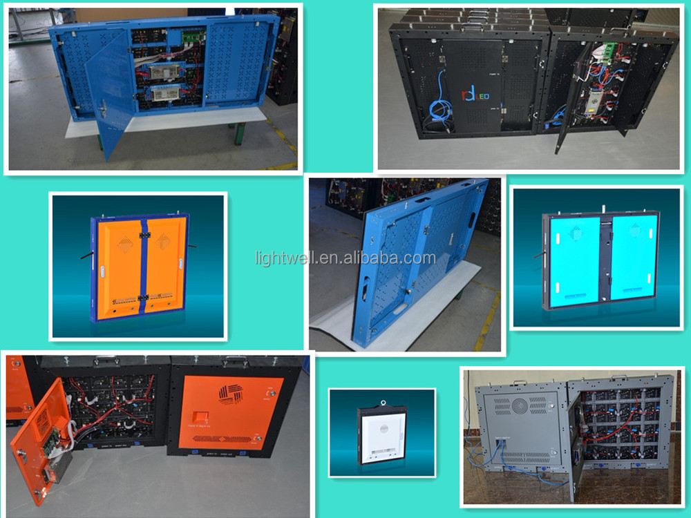 p10 indoor rental fixed & mobile for stage/sport stadium usage led panel