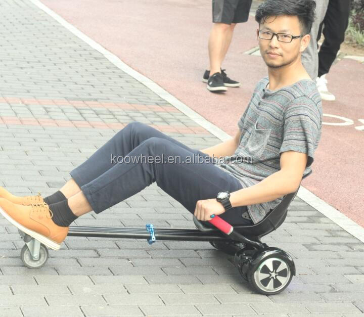 New 10 inch hoverboardcart hoverseat bluetooth 2 wheel electric scooter