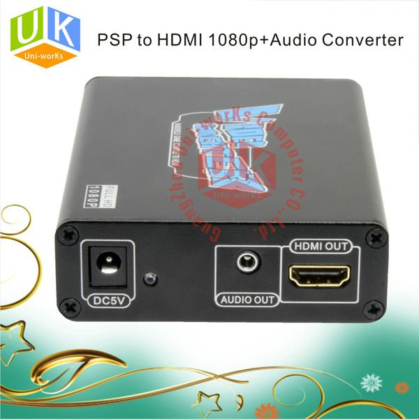 PSP to HDMI 1080P coverter