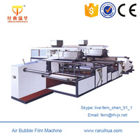 Plastic High Speed Five Layers Air Bubble Film Machine