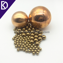30mm 40mm 50mm 60mm 100mm large brass / copper ball for decoration