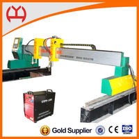 support 10 languages cnc light gantry sheet cutting machine steel cutter,7 colors can be customized