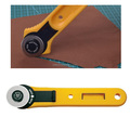 Roller Cutter 28mm Straight Handle Rotary Cutter