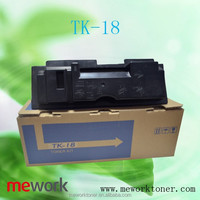 Compatible Toner Cartridge TK18 for KYOCERA brand Printer and Copier