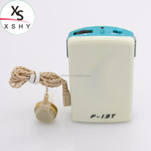 Pocket Hearing Aid for old people body worn hearing aids