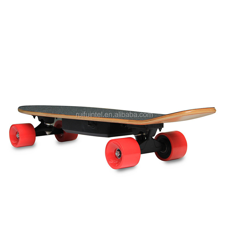 RUIFU wireless remote control electric skateboard x skate electric skateboard electric longboard hub for overboard electric