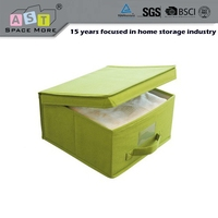 Quality primacy wholesale price foldable storage lid box for clothes